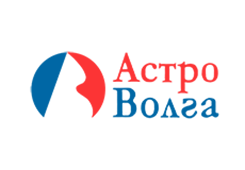 Логотип «Астро-Волга»